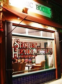 Secret Headquarters (7)-Trabalibros