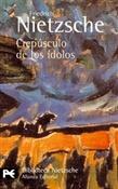 Crepúsculo de los ídolos (Nietzsche)-Trabalibros