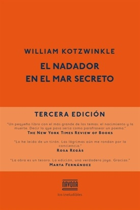 El nadador en el mar secreto (William Kotzwinkle)-Trabalibros