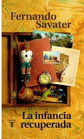 La infancia recuperada (Fernando Savater)-Trabalibros