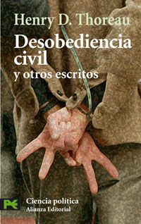 Desobediencia civil y otros escritos (Henry David Thoreau)-Trabalibros