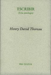 Escribir (Henry David Thoureau)-Trabalibros