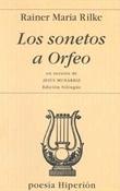 Los sonetos a Orfeo (Rilke)-Trabalibros