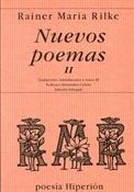 Nuevos poemas II (Rilke)-Trabalibros