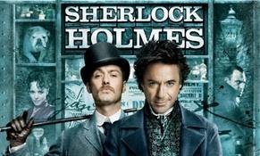 Película Sherlock Holmes-Trabalibros