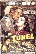 Película El túnel-Trabalibros