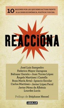 Reacciona (José Luis Sampedro)-Trabalibros