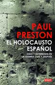 El holocausto español (Paul Preston)-Trabalibros