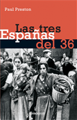 Las tres Españas del 36 (Paul Preston)-Trabalibros