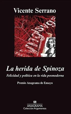 La herida de Spinoza (Vicente Serrano)-Trabalibros