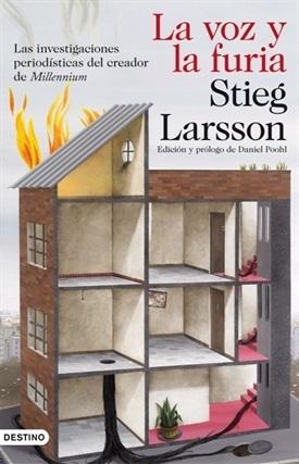 La voz y la furia (Stieg Larsson)-Trabalibros