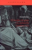 El hombre de genio y la melancolía (problema XXX) (Aristóteles)-Trabalibros