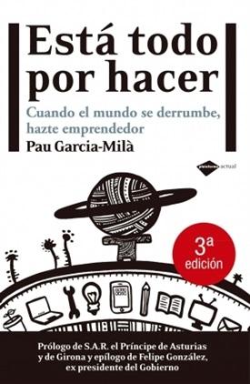 Está todo por hacer (Pau García-Milà)-Trabalibros