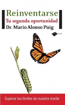 Reinventarse (Mario Alonso Puig)-Trabalibros
