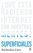 Superficiales (Nicholas Carr)-Trabalibros