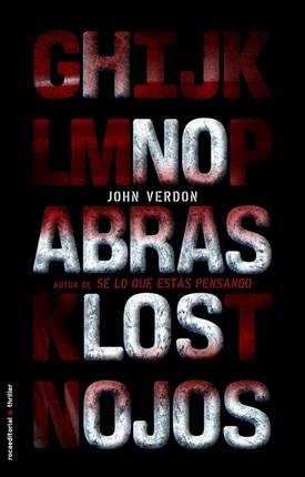 No abras los ojos (John Verdon)-Trabalibros