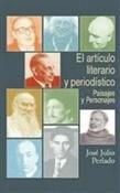 El artículo literario y periodístico (José Julio Perlado)-Trabalibros