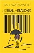 Es real la realidad (Paul Watzlawick)-Trabalibros