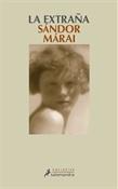 La extraña (Sándor Márai)-Trabalibros