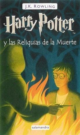 Harry Potter y las reliquias de la muerte (J. K. Rowling)-Trabalibros