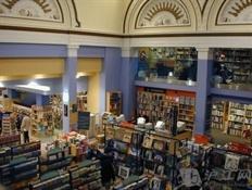 Librería Border´s en Glasgow (3)-Trabalibros