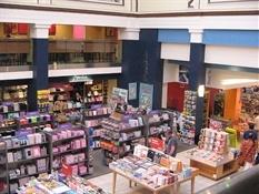 Librería Borders en Glasgow (7)-Trabalibros