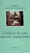 Crónica de una muerte anunciada (Gabriel García Márquez)-Trabalibros