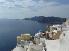Isla griega de Santorini-Trabalibros