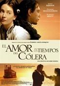 Película El amor en los tiempos del cólera-Trabalibros