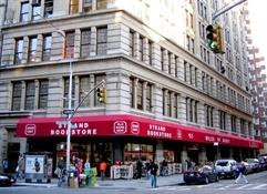 Strand Book Store-Trabalibros