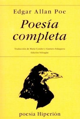 Poesía completa (Edgar Allan Poe)-Trabalibros