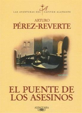 El puente de los asesinos (Arturo Pérez Reverte)-Trabalibros
