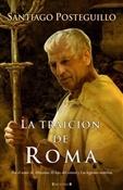 La traición de Roma (Santiago Posteguillo)-Trabalibros
