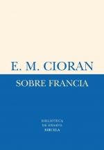 Sobre Francia (Émile M. Cioran)-Trabalibros