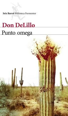 Punto omega (Don DeLillo)-Trabalibros