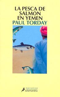 La pesca del salmón en Yemen (Paul Torday)-Trabalibros
