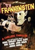 Película Frankenstein-Trabalibros