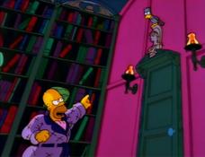 Los Simpson-El cuervo (Edgar Allan Poe)-Trabalibros