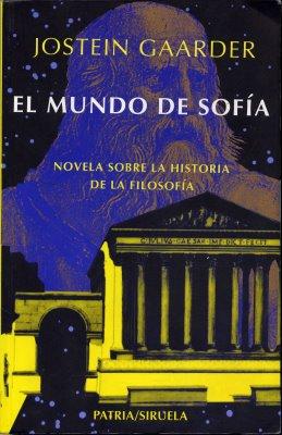 El mundo de Sofía (Jostein Gaarder)-Trabalibros