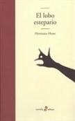 El lobo estepario (Herman Hesse)-Trabalibros