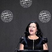 Inma Chacón finalista Premio Planeta 2011-Trabalibros