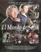 Cartel de la Película El mundo de Sofía-Trabalibros