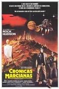 Película Crónicas marcianas-Trabalibros