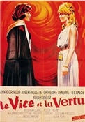 Película Le vice et la vertu Justine Marqués de Sade-Trabalibros