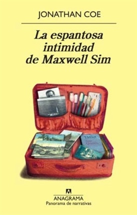 La espantosa intimidad de Maxwell Sim (Jonathan Coe)-Trabalibros