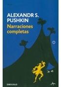 Narraciones completas (Alexander Pushkin)-Trabalibros