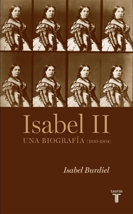 Isabel II, una biografía (Isabel Burdiel)-Trabalibros
