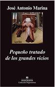 Pequeño tratado de los grandes vicios (José Antonio Marina)-Trabalibros