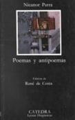 Poemas y antipoemas (Nicanor Parra)-Trabalibros