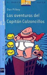 Las aventuras del Capitán Calzoncillos (Dav Pilkey)-Trabalibros